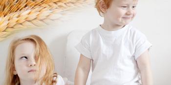 Haliborange Vitamina D - Quando un figlio è celiaco e i fratelli no