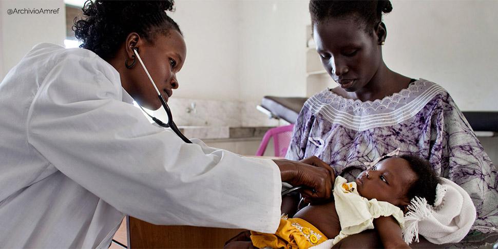 Progetto Nutrition 2017: AMREF, Eurospital e Haliborange per la formazione di pediatri africani