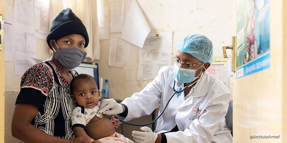 AMREF, Eurospital e Haliborange per la formazione di personale ostetrico in Mozambico