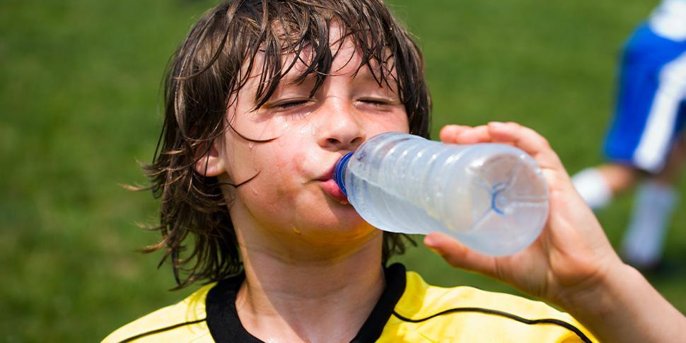 Sudorazione eccessiva nei bambini, può essere carenza di vitamina D?