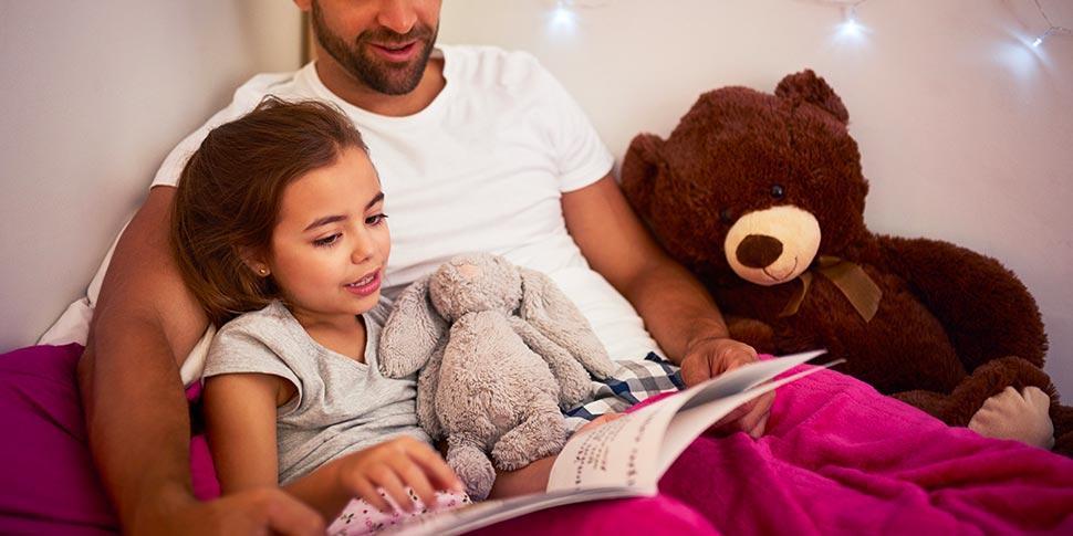 Come favorire il sonno nei bambini?